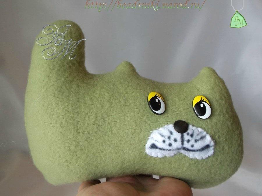 4.Оливковый котЭ